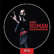 Gary Numan '5 Albums' Box Set CD ALBUM NEW/MINT