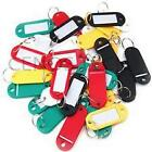 Coloured Key Rings