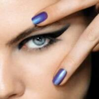 Gel Nails ......  Huguette-Grant Gosselin's nails