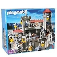 PLAYMOBIL 4865 LION KNIGHTS CASTLE - BNIB