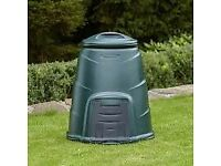 Compost Converter Bin 220 litres Green never used