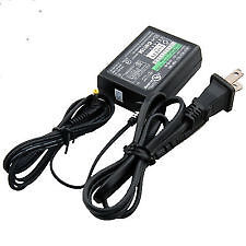 New Sony PSP AC-Adapter & Power Cable Model: PSP-380 Charger