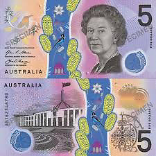 2016 five dollar note in swap for 10x 50 years 50 cent coins Little Bay Eastern Suburbs Preview