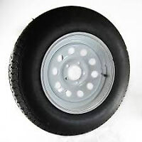 New Trailer Tires,