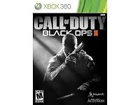 Call of duty Black ops 2 xbox 360 and xbox one compatible