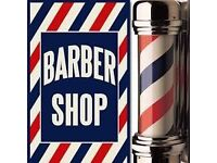 Experienced Barber / Hairdresser required full time on a 50/50 self employed basis
