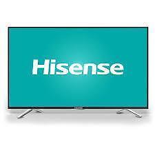HISENSE 55INCH 4K ULTRA HD SMART LED TV ------ NO TAX BRAND NEW