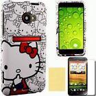 HTC EVO Design Case Hello Kitty