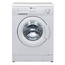 White Night Washing Machine.