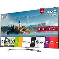 "LG 43"" Ultra HD 4k Smart LED TV 43UJ750V"