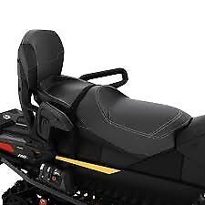 Two up Skidoo seat