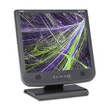 """19"""" LCD Monitor with built-in Speakers - For Trade or Best Offer"""