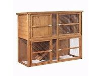 outdoor Guinea pig /rabbit hutch