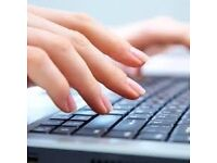 Typing / Word Processing Offered- CVs, technical, all doc types