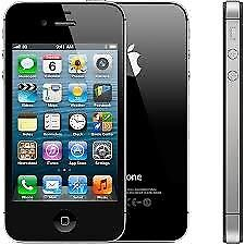 Unlocked iPhone 4s 16 GB Used together with loads of cases / screen prots - Excellent Cond