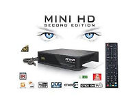 AMIKO MINI HD CABLE BOX VM WD 12 MONTH LINE SKYBOX MAG BOX OVER BOX
