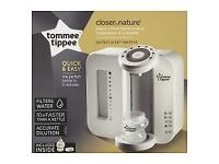 Tommee tippee bottle maker