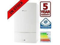 New Worcester Bosh combi Boiler 30i £1399 with FREE INSTALLATION
