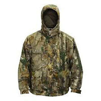 REMINGTON 4 IN 1 SYSTEM CAMO HUNTING JACKET AND PANTS