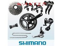 WANTED shimano groupset Tiagra or 105 for specialized ribble cannondale trek giant
