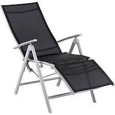 Malibu Recliner Chair - Black