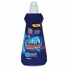 Finish Rinse Aid 400ml £1 each