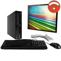 IBM Lenovo Thinkcentre Micro Desktop Mseries $99 Intel Pentium D