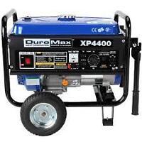 Duromax XP4400 Generator in Creston