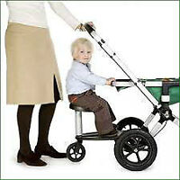 For sale Bugaboo buggy board with seat and more