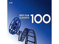 Brand new Best film classics 100 - 6 CD set