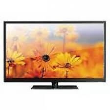 """Hitachi 50"""" tv freeview full hd can deliver"""