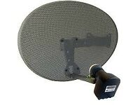 Brand New Sky Dish With LNB