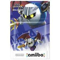 Meta Knight amiibo NA region, brand new in box MINT, very rare