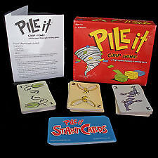 """""""Pile It"""" game for age 6+ complete   Learning game Kingston Kingston Area image 8"""