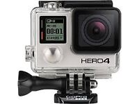 GoPro Hero 4 Black Edition reduced