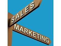 Experienced Freelance - Professional Sales, Marketing, Telephone Work Wanted, Home Based or other