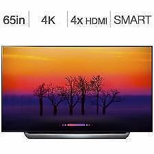 Télévision OLED 65 OLED65C8P OLED 4K UHD HDR WebOS 4.0 Smart LG