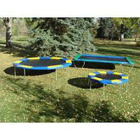 Playfactory Trampolines