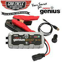 NOCO Genius GB30 Boost, Lithium Ion Jump Starter