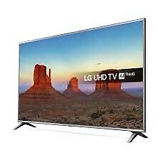 "LG 55"" 4K UHD HDR LED webOS 4.0 Smart TV"