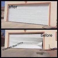 Vaughan Garage Door Repair - Anywhere In York Region