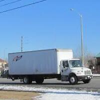 Relief Driver Straight truck Moncton
