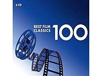 Brand new Best film classics 100 - 6 CD set
