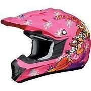 Youth Girls Motocross Helmet
