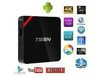 Android 5.1 OTT TV Box T95N Mini MX pro Amlogic S905 Quad-core Kodi 16.0 4K 1G+8G Smart TV Box