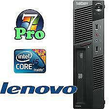JUST IN LIMTED QUANTITIES!! LENOVO, CORE i5 PC, 4GB RAM, 250GB!!
