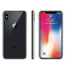 iPhone X 256GB Black UNLOCKED 10/10 condition $975 FIRM