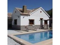 Stunning detached Villa in Los Cerricos NO MORTGAGE NEEDED, NO INTEREST, ANYONE CAN BUY