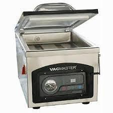 Vacmaster Chamber Vacuum Sealer with Oil Pump SS VP215