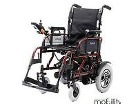 Sirocco Power Chair (Ex Display Model) NOW ONLY £800